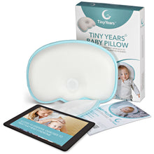 Load image into Gallery viewer, The Tiny Years Baby Pillow