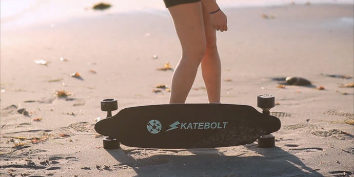 Alouette Skatebolt Best Electric Skateboard 2018 - Buyer's Guide