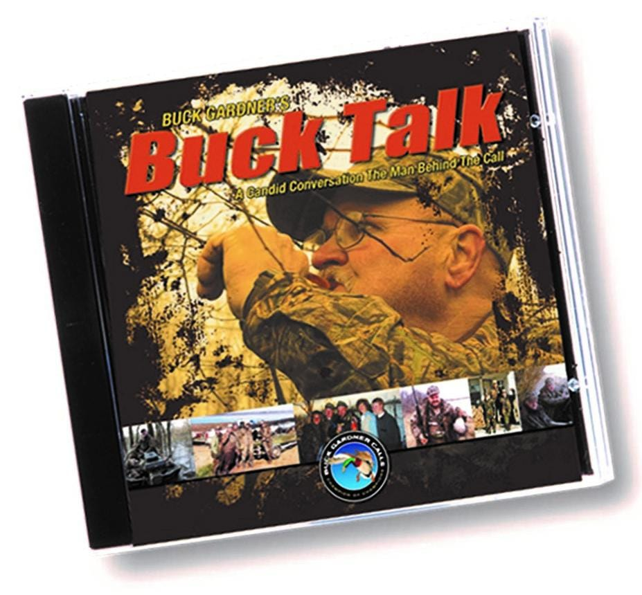 Buck Talk CD - An Interview with Buck