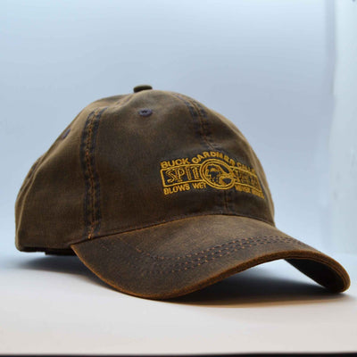 Original Spit-Tech™ Logo Cap - Lightweight Waxed Cotton