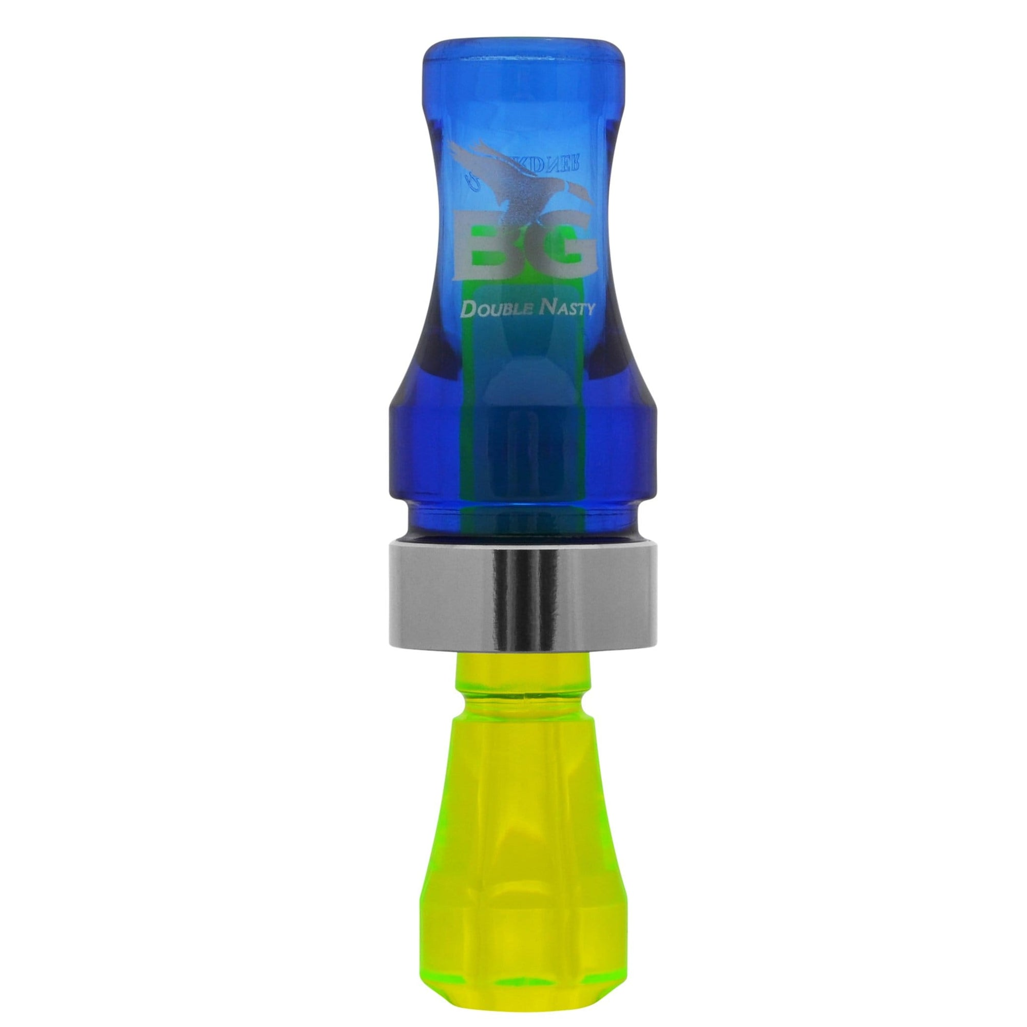 Buck Gardner Double Nasty II Polycarbonate Duck Call