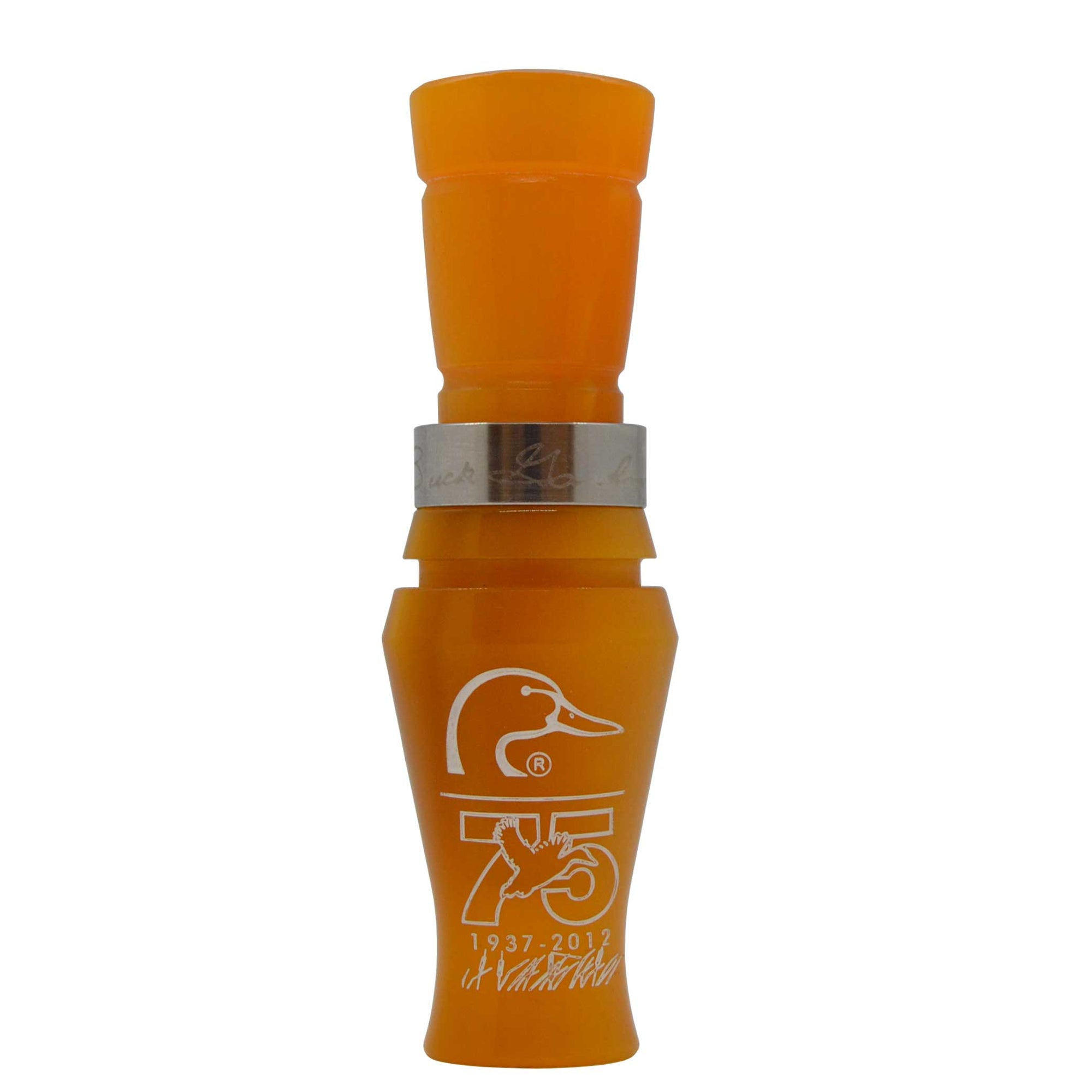 Ducks Unlimited 75th Anniv. Edition - Acrylic Buck Brush Double Reed