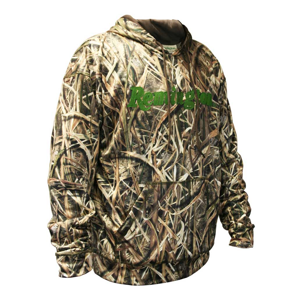 Remington® Performance Hoodie - Mossy Oak® Blades®, Size SMALL only