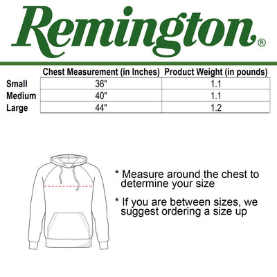 Remington® Performance Hoodie - Mossy Oak® Bottomland®, Sizes Small - Large