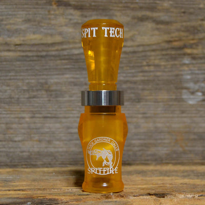 Acrylic SpitFire 1.5 Reed Duck Call - Bourbon