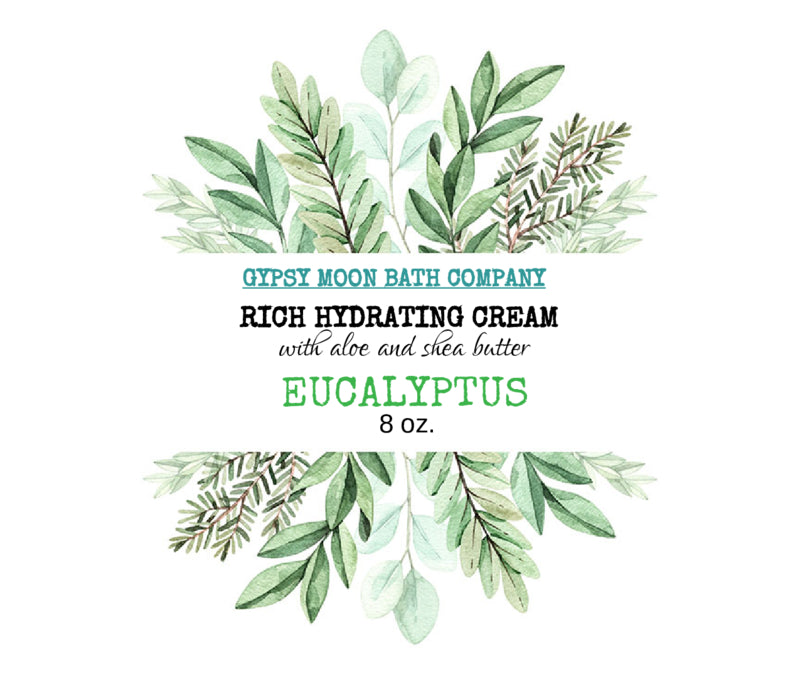 ORGANIC THERAPEUTIC MIRACLE CREAM    Eucalyptus