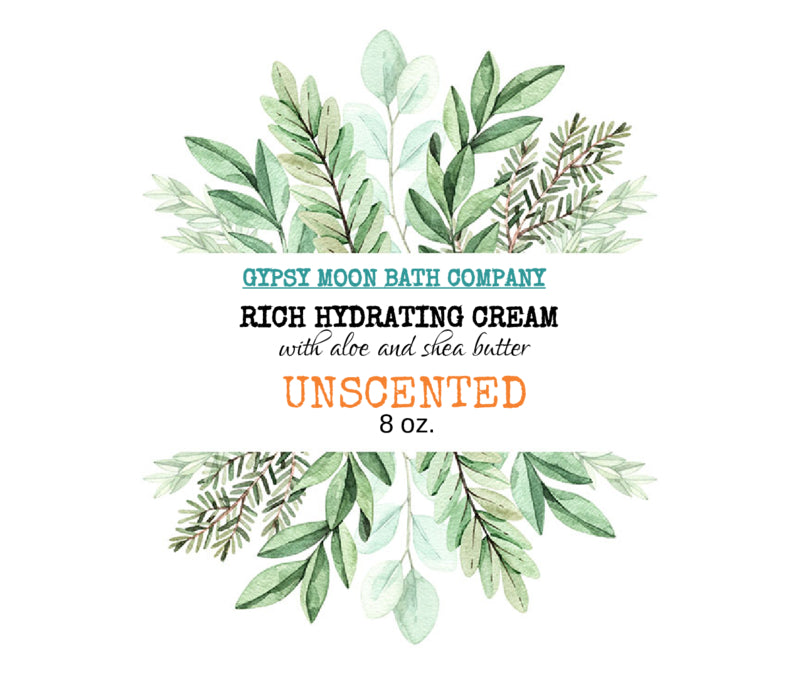 ORGANIC THERAPEUTIC MIRACLE CREAM     Unscented    8oz