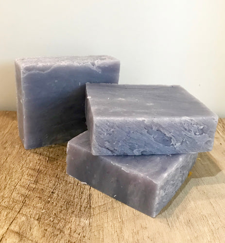 ALL NATURAL PURE LAVENDER SOAP BAR (VEGAN)