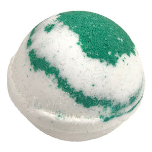 GREEN CLOVER ALOE BATH BOMB   4.5 oz