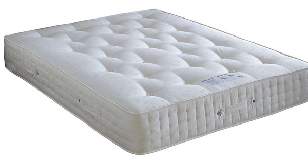 Brand New Ambassador Beds Super King Size 10cm Memory Foam Mattress