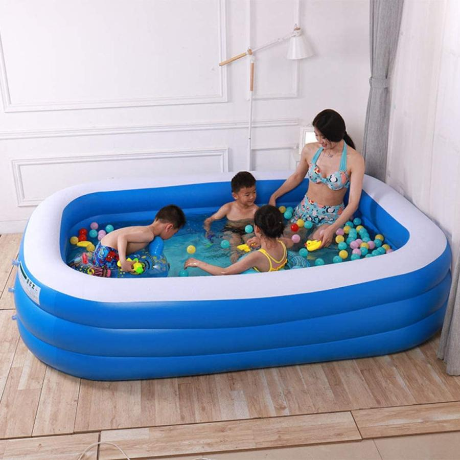 Inflatable pool, Inflatable swimming pool, blow up pool