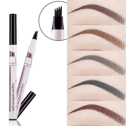 3-D liquid eyebrow enhancer pencil.(BUY 1 GET 2 FREE offer today only!)
