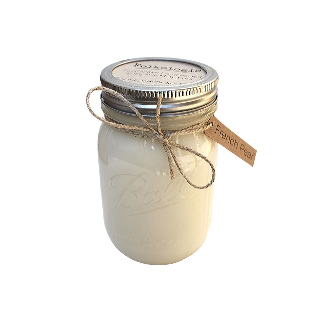 Folkologie Soy Candle French Pear