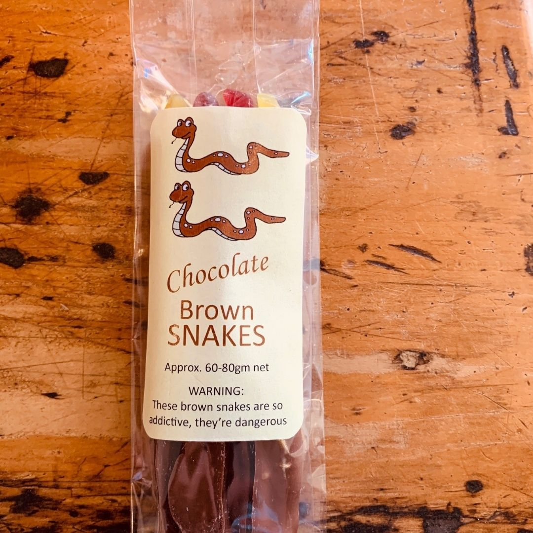 Chocolate Brown Snakes