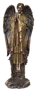 Large Veronese Archangel Gabriel- Angel of Revelation Bronze Statue