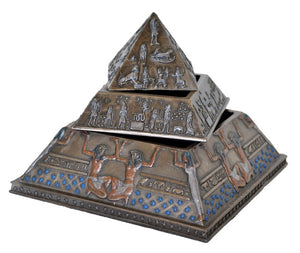 Egyptian Pyramid Trinket Box with Free Shipping Aus Wide and Afterpay