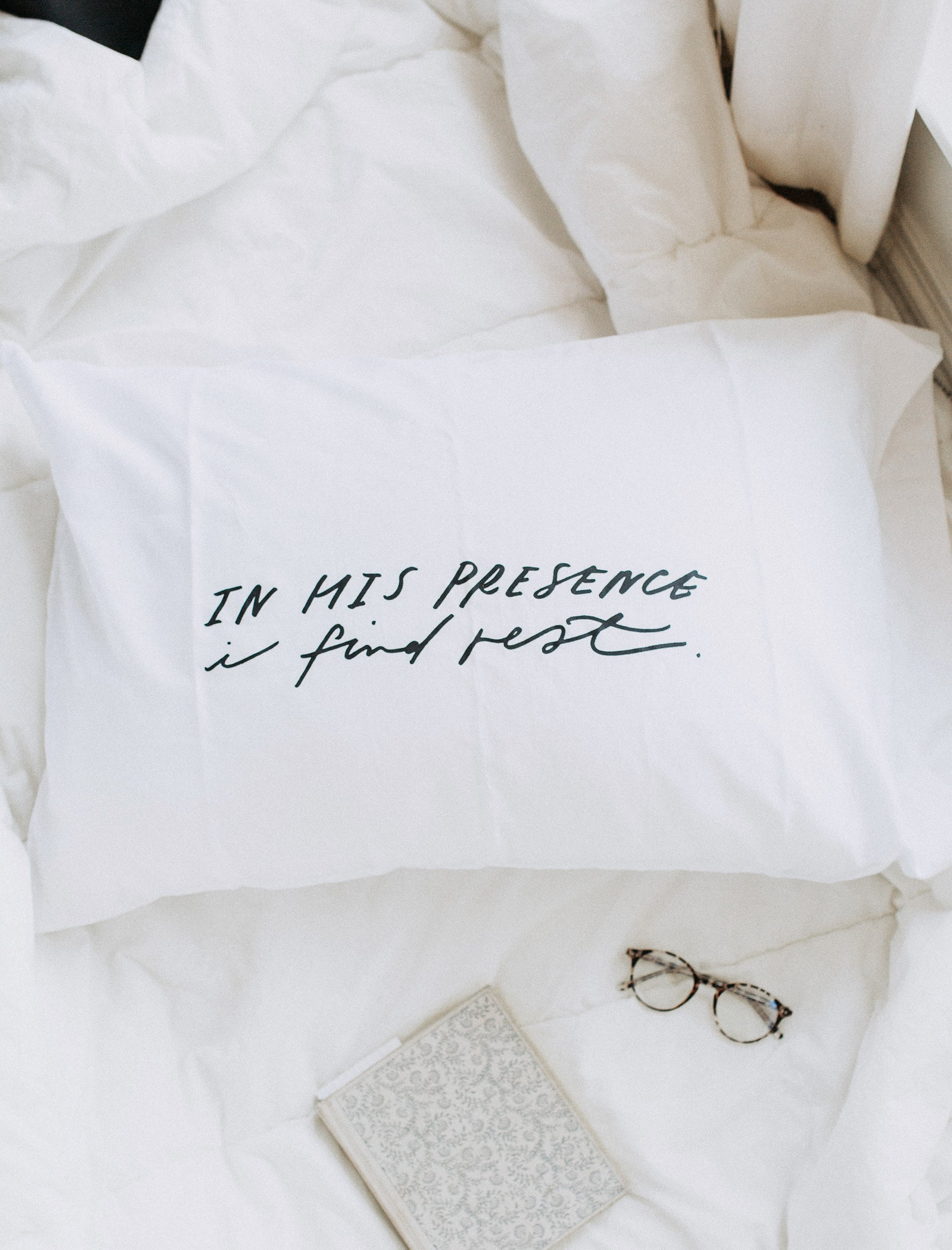 I Find Rest Pillow Case
