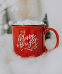 Mug- Merry and Bright