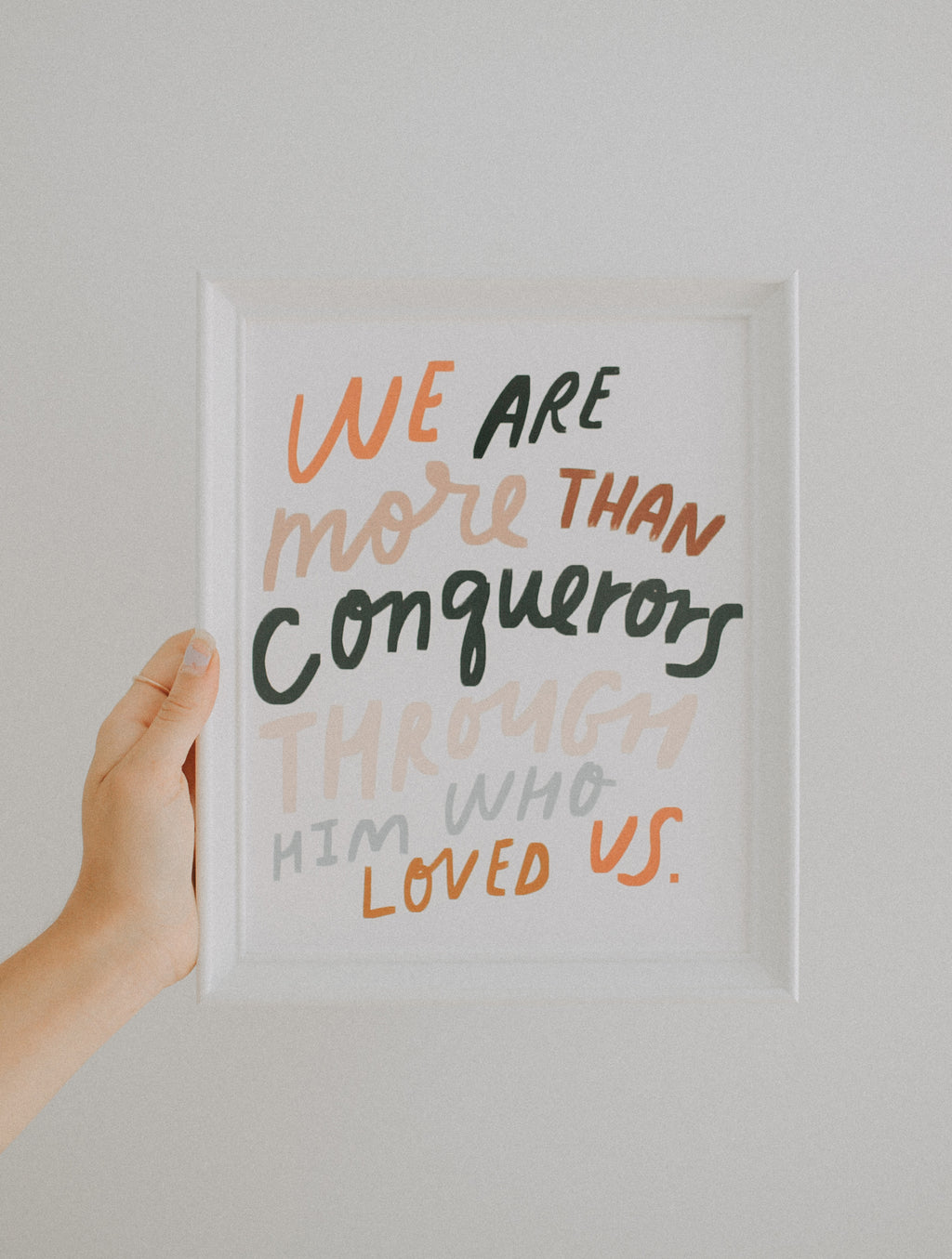 We Are More Than Conqu...