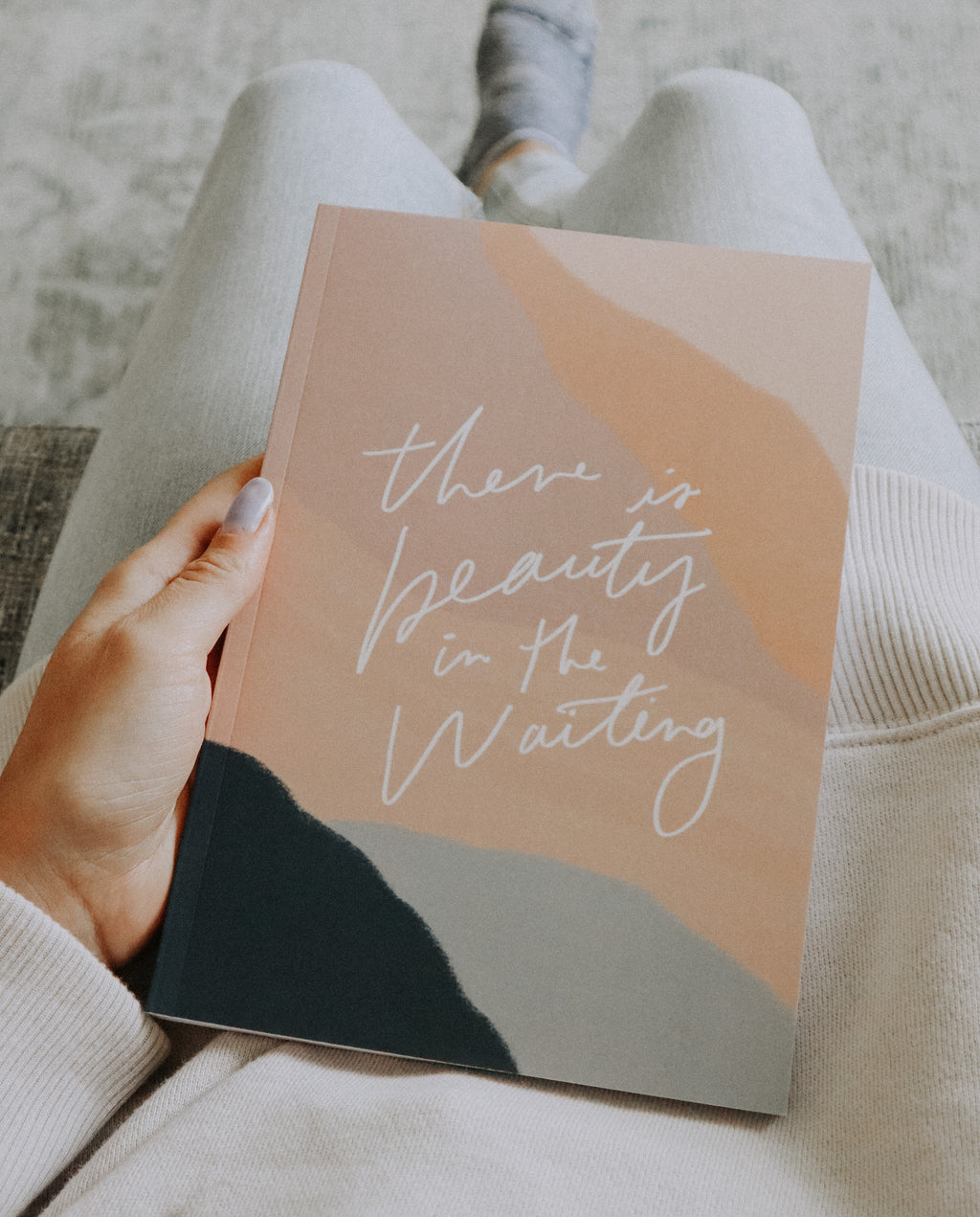 There Is Beauty In The Waiting Journal