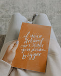 If Your Dreams Journal