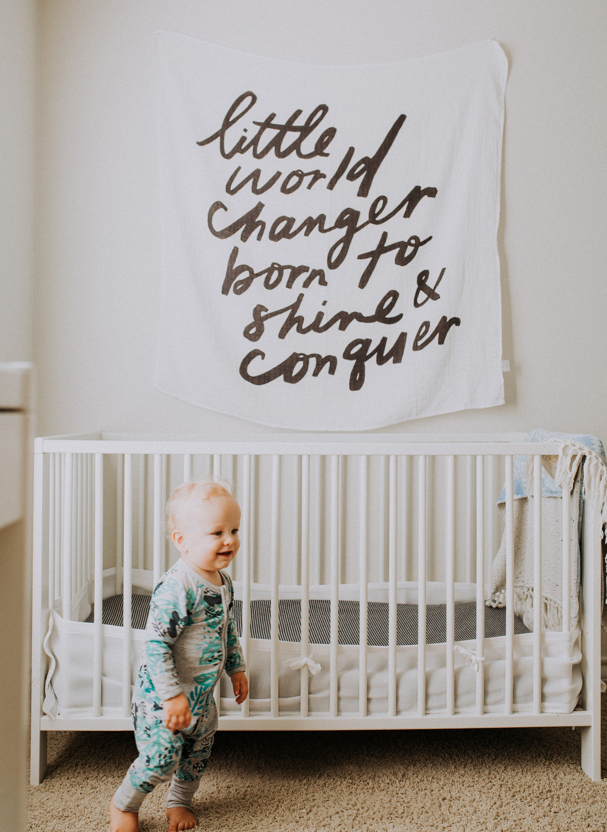 Swaddle - Little World Changer