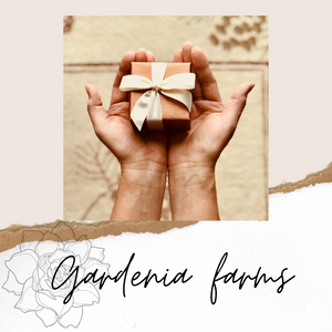 Gardenia Farms Apothecary Gift Card