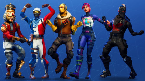 All fortnite skins (All consoles) - Onlysimply