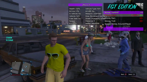 Gta 5 Modded account (All consoles) - Onlysimply