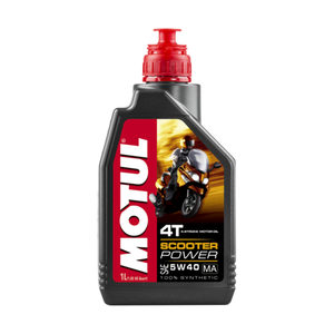 Lubricante Motul Scooter Power 4T 1LT