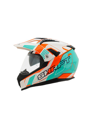Casco Shaft Mx380 Dv