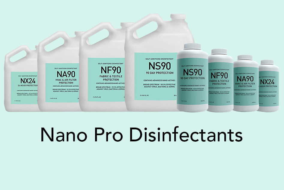 ONELINE WELLNESS LAUNCHES SELF-SANITISING NANO ACTIVE DISINFECTANTS