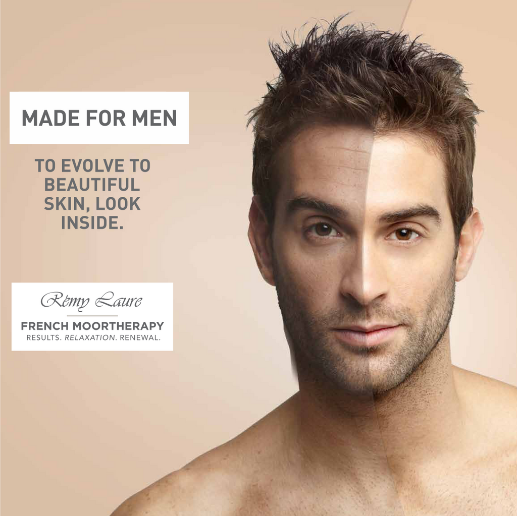 REMY LAURE MEN'S ANTI-AGEING THERAPY KIT
