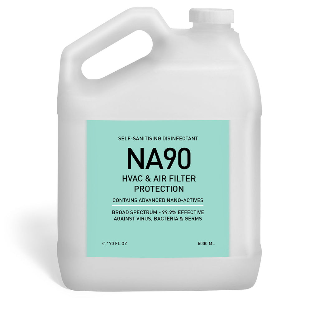 NA90 - SELF-SANITISING HVAC AND AIR PURITY PROTECTION 5 L