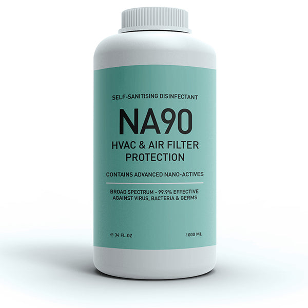 NA90 - SELF-SANITISING HVAC AND AIR PURITY PROTECTION 1 L