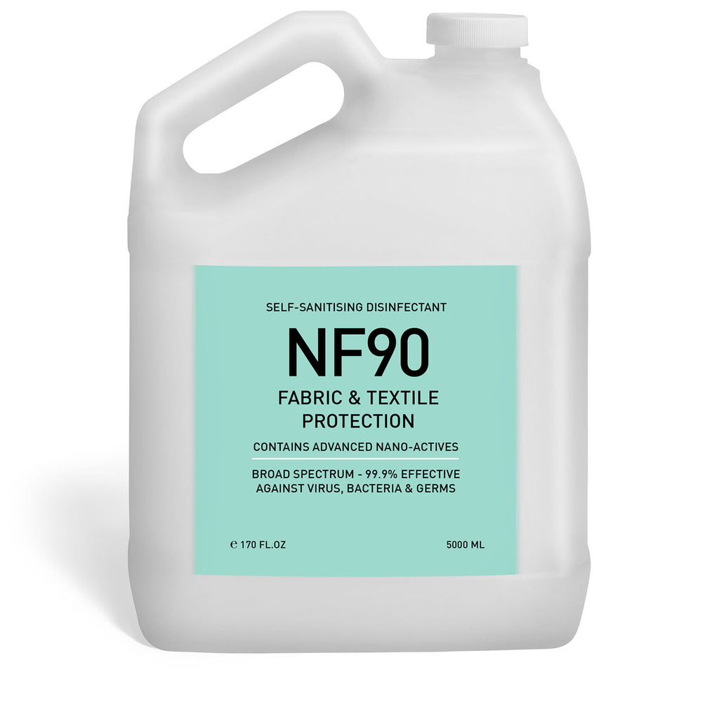 NF90 - SELF-SANITISING FABRIC AND TEXTILE PROTECTION 5 L