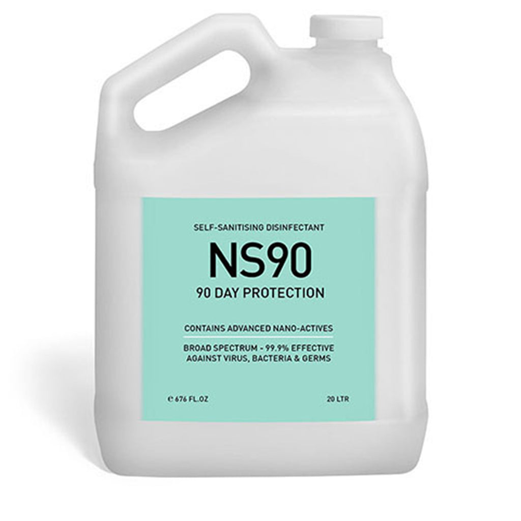 NS90 - 90 DAY SELF-SANITISING MULTI-SURFACE PROTECTION 20 L