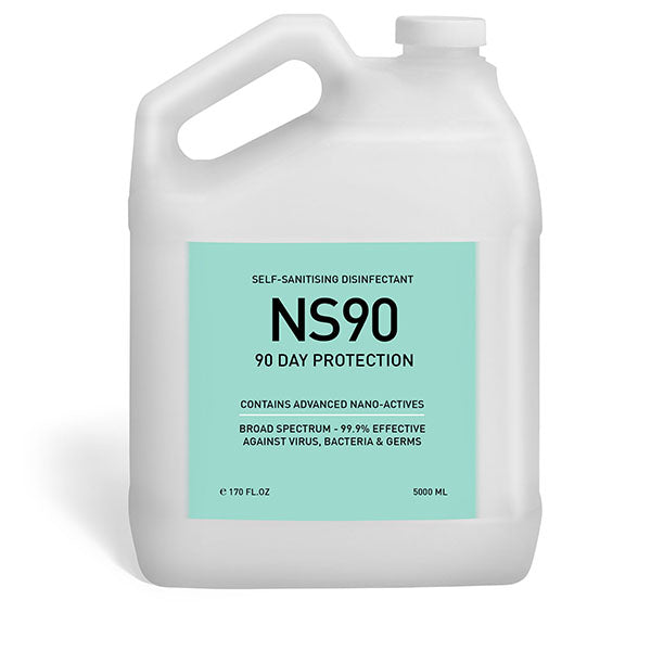 NS90 - 90 DAY SELF-SANITISING MULTI-SURFACE PROTECTION 5 L