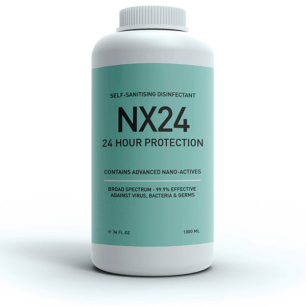 NX24 - 24 HOUR SELF-SANITISING MULTI-SURFACE PROTECTION 1 L