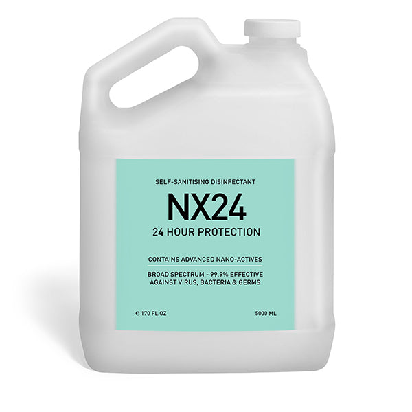 NX24 - 24 HOUR SELF-SANITISING MULTI-SURFACE PROTECTION 5 L