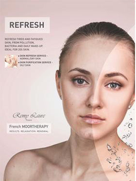 FRENCH MOOR THERAPY REFRESH POSTER 3X4