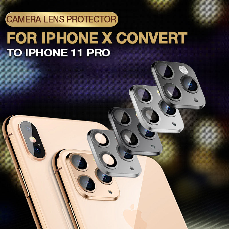 iPhone X/XS/XS MAX Convert To iPhone 11 Pro & iPhone XR Conv