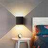 LED Creative Double Head Wall Lamp