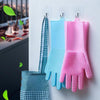 (50% OFF)Silicone Cleaning Gloves