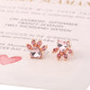 Cute Cats Paw Earrings(1 pairs)