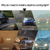 LED Light Strip Daytime Running Light Turn Signal Light