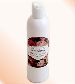 Truebeauty All-in-One Rose Toner 8oz.