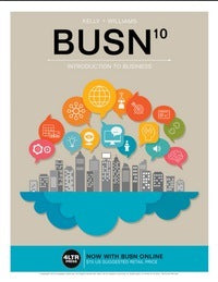 BUSN 10th Edition by Marcella Kelly