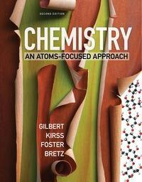 Chemistry: An Atoms-Focused Approach 2nd Edition