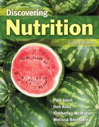 Discovering Nutrition 6th Edition